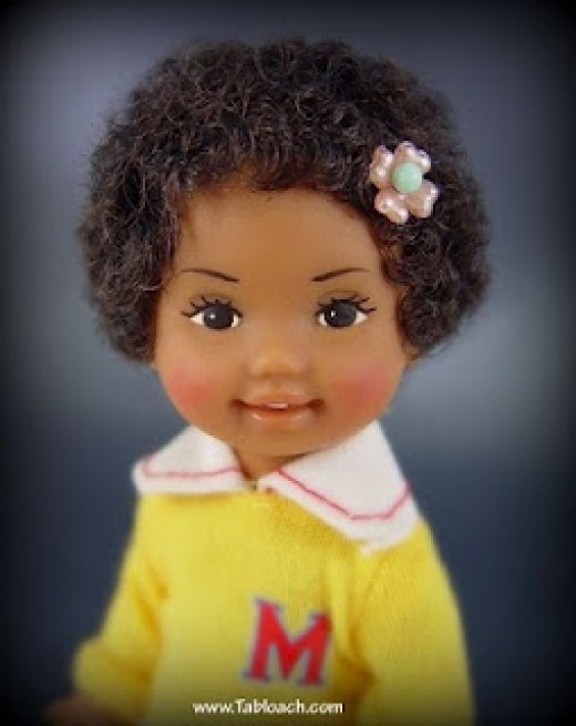 astronaut african american barbie dolls - photo #42