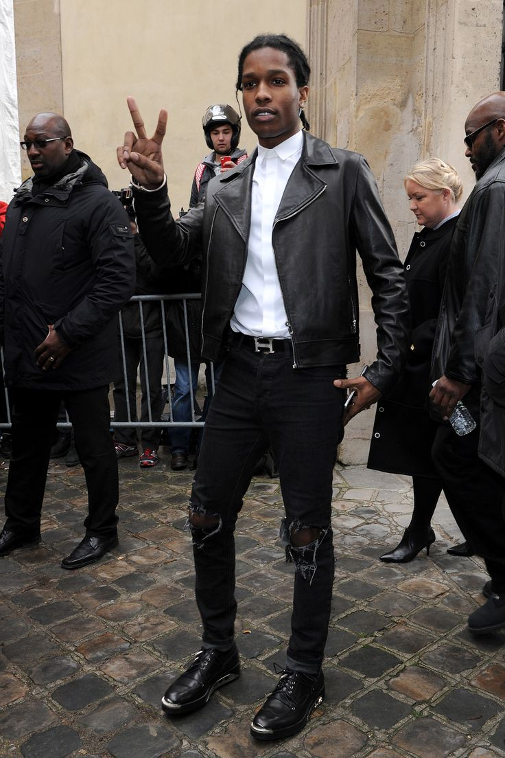 90 Best A Ap Rocky Images On Pinterest Pretty Flacko Skinny Guys And Asap Rocky Style
