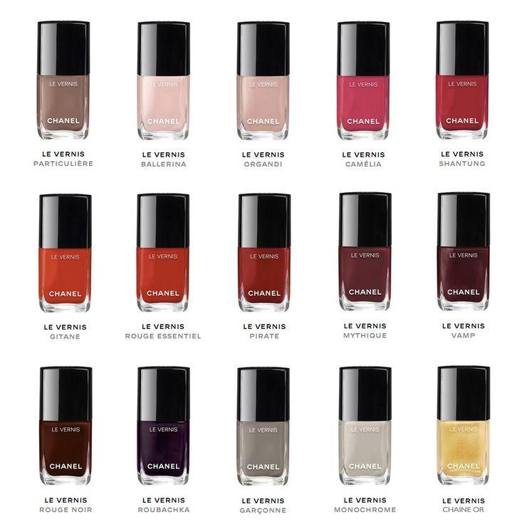 die besten 25 chanel nail polish 2016 ideen nur auf pinterest chanel nagellack chanel. Black Bedroom Furniture Sets. Home Design Ideas