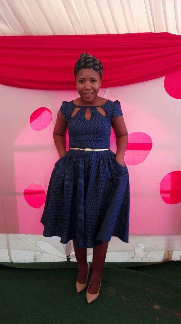 Tswana traditional wedding dress( jeremane or leteisi)