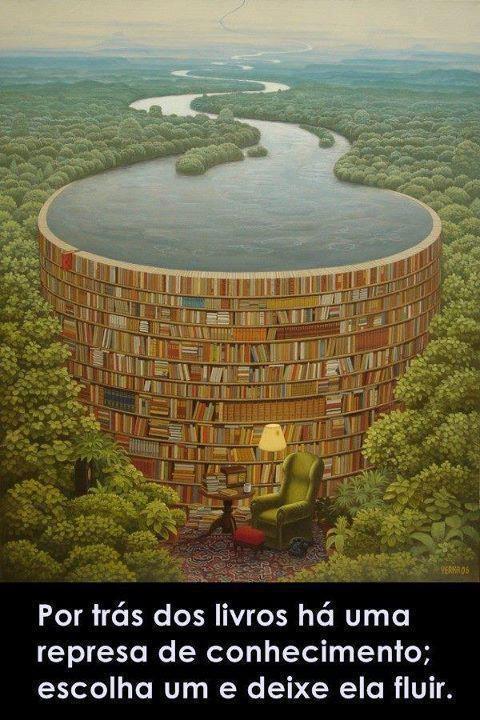 Conhecimento livros
