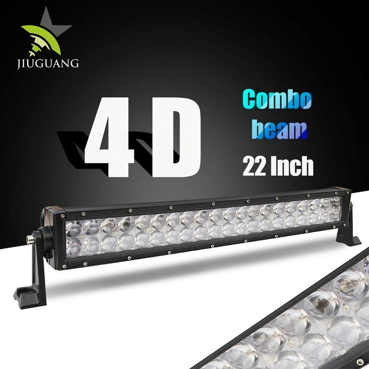 Lighting Distance 400 Meters Dual Row Factory Direct Sell 22 Inch 120W LED Light Bar Offroad