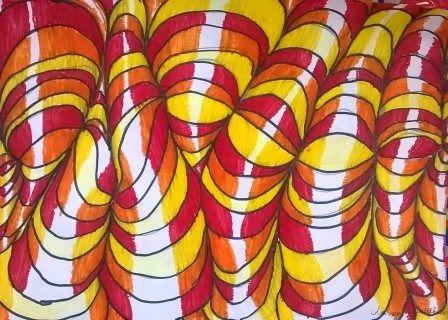 Када се слике поигравају нашим умом и нашим очима, тада говоримо о оптичким илузијама. ОП АРТ је уметнички правац, уметници користе боју, линију и облик како би створили трепераве површине које к…