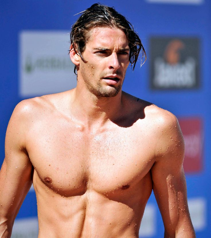 Camille Lacourt  Swimming