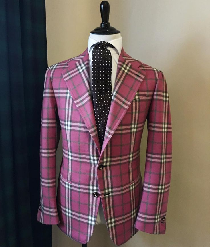 Angel Bespoke - Gorgeous sport coat.