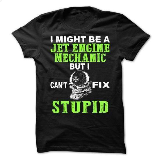 Jet Engine Mechanic - #sweatshirts #red sweatshirt. ORDER NOW => https://www.sunfrog.com/LifeStyle/Jet-Engine-Mechanic-66358403-Guys.html?60505