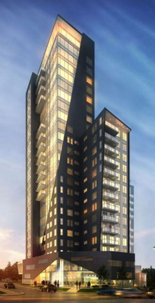 The first tower will soar 21 storeys above a two-storey podium to become one of the tallest residential buildings in the uptown core. The second tower will rise 11 storeys. Together, they will offer 174 stylish suites and desirable building amenities.