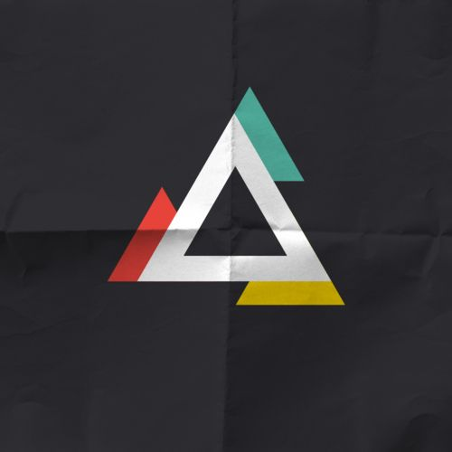 Graphic Design Inspiration: Hipster Triangle, Graphics