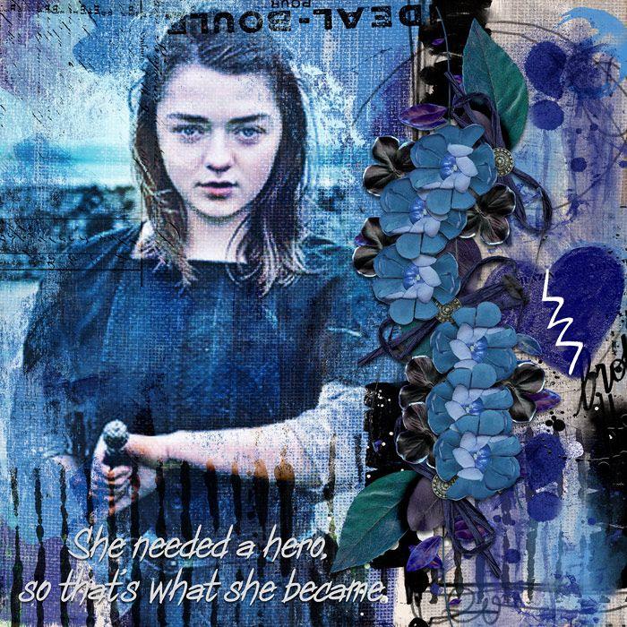 GOT Arya Stark