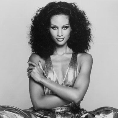 Beverly Johnson...one of the first Black super models