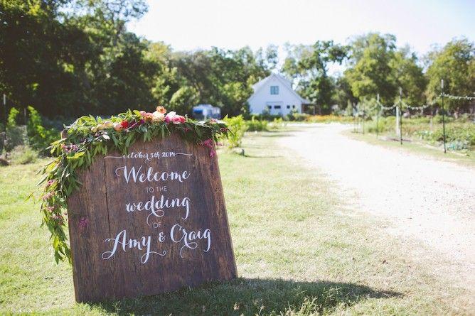 Amy and Craig's Springdale Farm Wedding // Photo by The Nichols