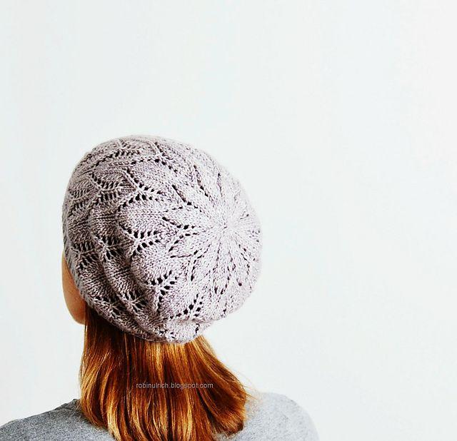 Greyhaven Hat pattern by Robin Ulrich   Tejidos   Pinterest   Gorros ...