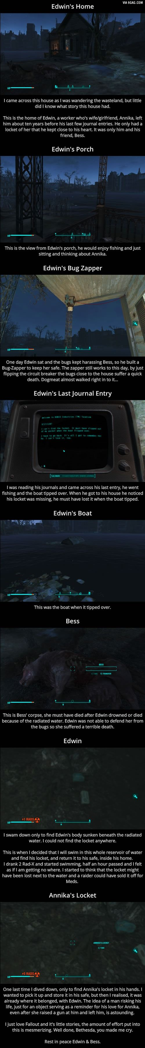 [Fallout 4] One of the saddest stories