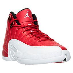 low priced 6f720 ea548 Big Kids  Air Jordan Retro 12 Basketball Shoes   Jordans   Air jordans, Jordan  retro 12, Basketball Shoes