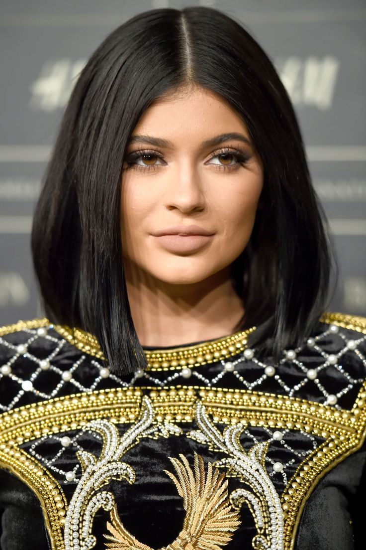 Kylie Jenner Reveals Her Fave Hairstyles of 2015