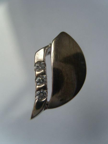 Anhänger+für+Halskette+Zirkonia+925+Silber+rhodin.+von+Schmuck-Kiste-Aachen+auf+DaWanda.com