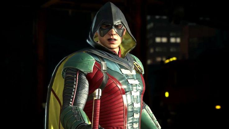 Après sa première apparition dans le dernier trailer du jeu diffusé la semaine dernière, Robin nous revient ce mercredi dans une nouvelle vidéo de gameplay d'Injustice 2. C'est l'occasion de voir les combos et les attaques spéciales de l'acolyte de Batman face à des adversaires comme Deadshot, Aquaman et même l'homme chauvesouris en personne. La sortie d'Injustice 2 est toujours fixée au 18 Mai prochain sur Playstation 4 et Xbox One.