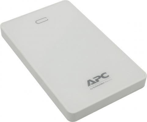 Портативное зарядное устройство APC Mobile Power Pack 10000mAh Li-polymer EMEA/CIS/MEA белый M10WH-EC | Каталог товаров по сниженной цене.
