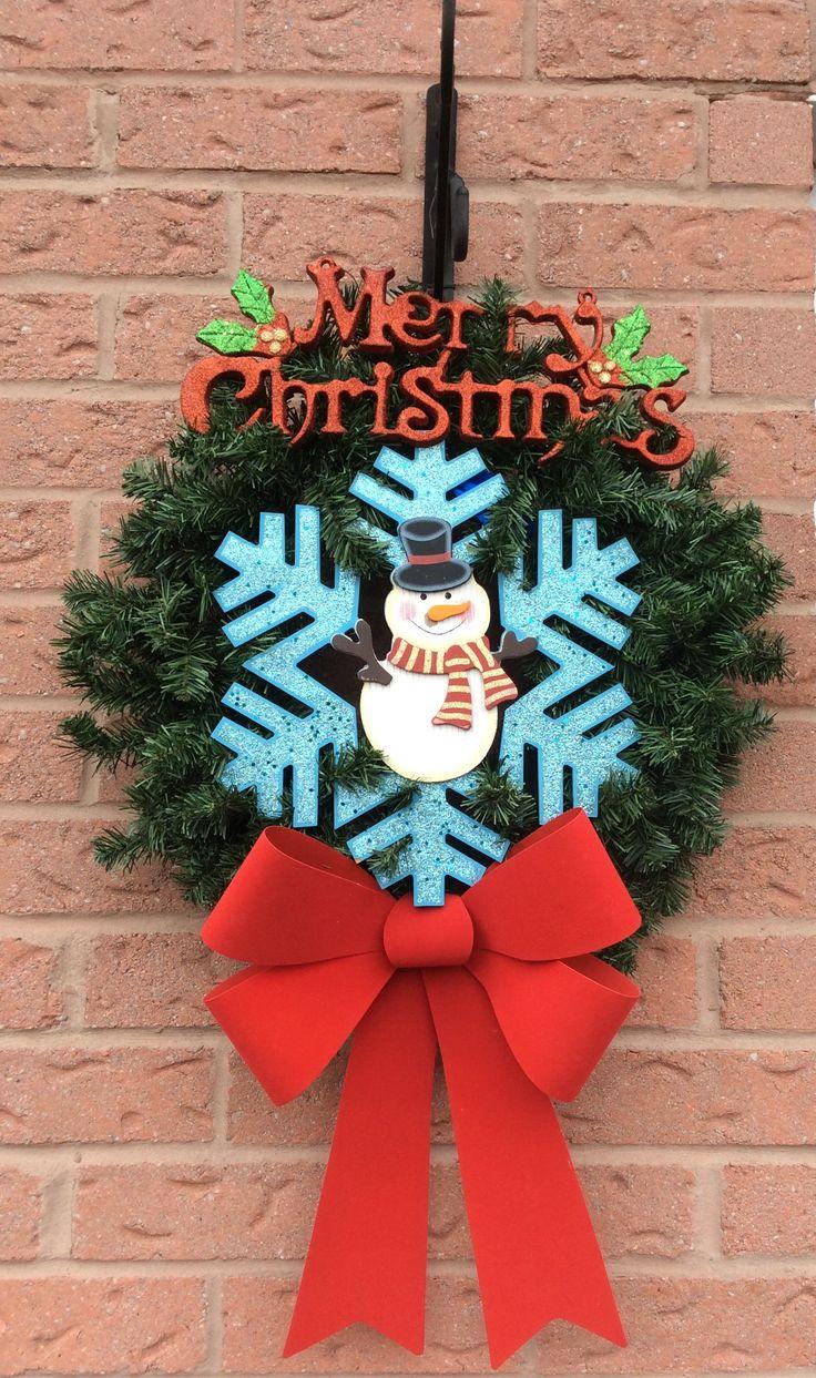 Christmas wreath 🌲