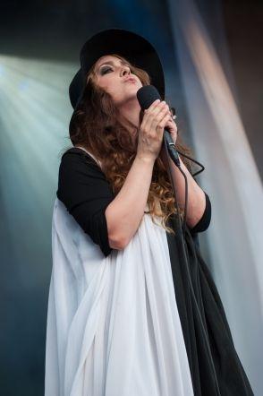 Miss Li @ Stora scenen, Liseberg #Concert #Photography
