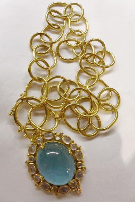 1stdibs | Temple St Clair Necklace.