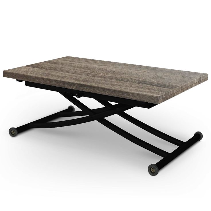 Best 25 table relevable ideas on pinterest table basse - Table basse relevable transformable ...