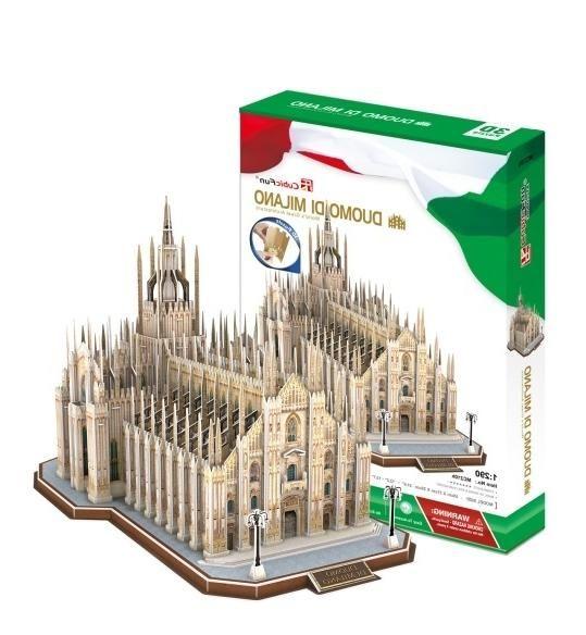 CubicFun CubicFun, 3D-пазл Миланский Собор (Италия)