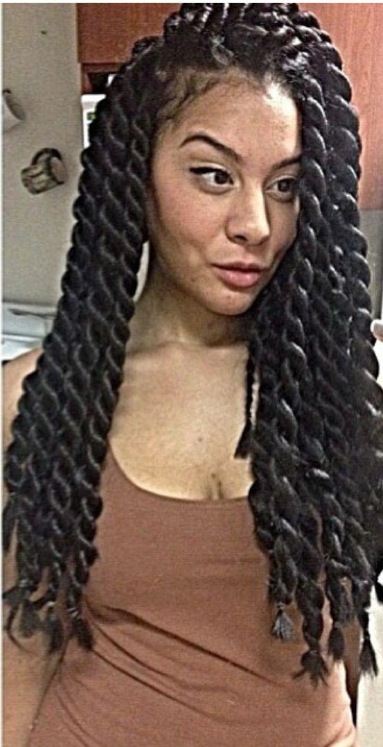 Jumbo twist aka Marley twist!!!: Beautiful Braids Twists Locs, Jumbo ...