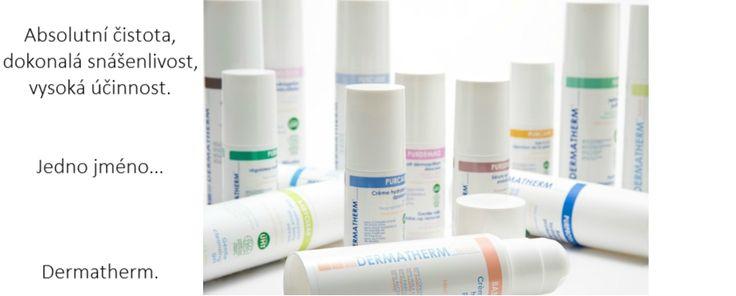 Dermatherm - Biokosmetika na mastnou a problematickou plet