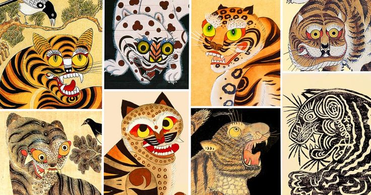 A Love Affair With a Tiger - From 100 Thimbles in a Box Blog