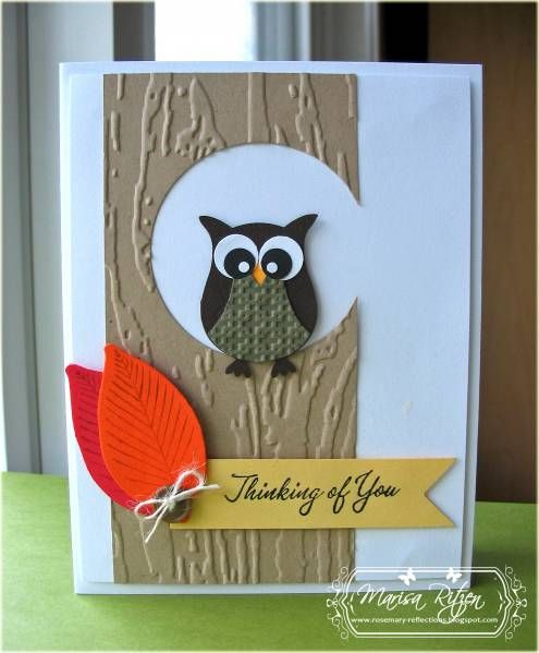 WRM - CAS(e) This Sketch by whiterockmama - Cards and Paper Crafts at Splitcoaststampers