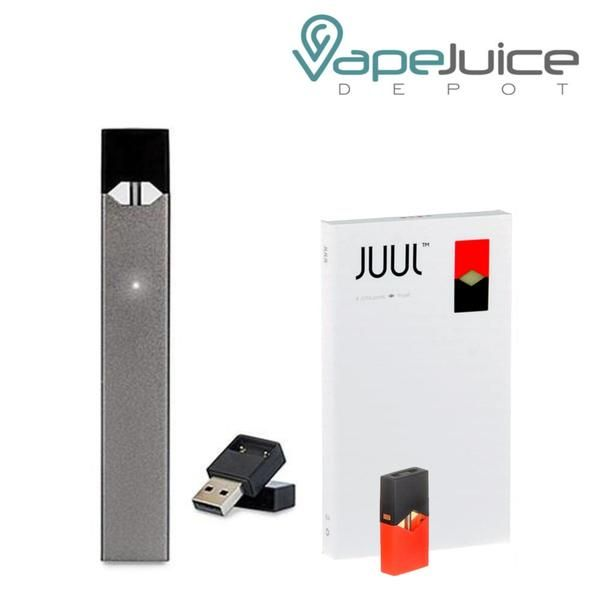 JUUL Device Basic Kit By JUUL | Pod Systems | Kit, Usb