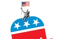 Romney Titanic gibi batıyor