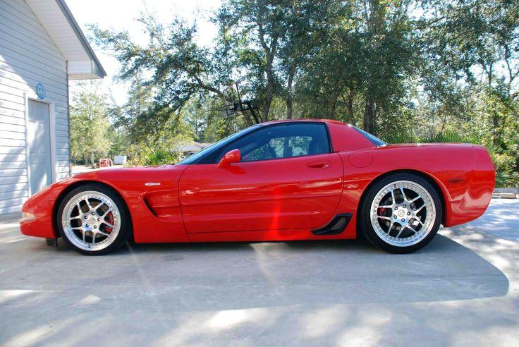 2003 Z06 Corvette