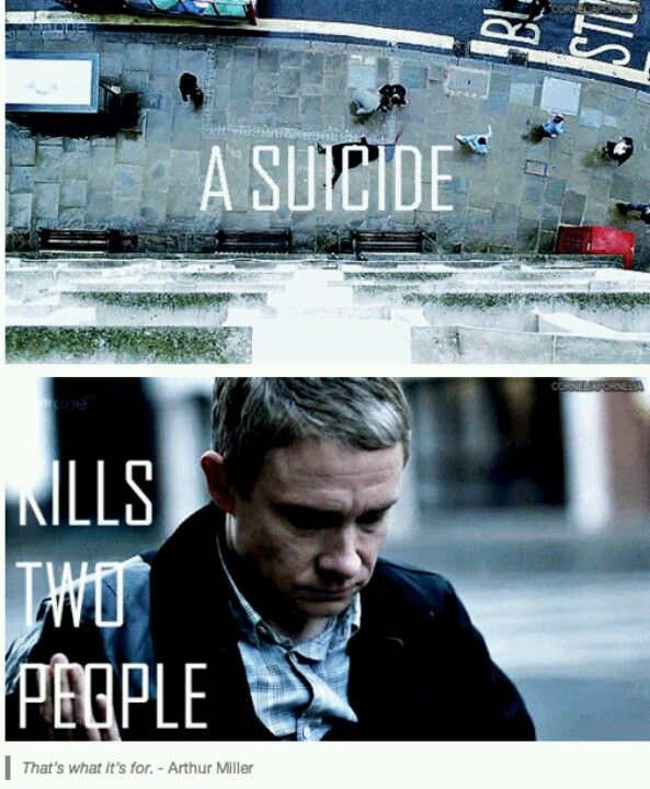i've been sick since seeing this. really, physically sick. how could you DO that to john watson!
