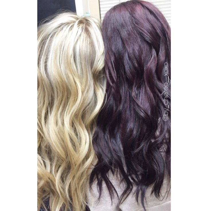 Hair Besties Blonde Created Using Kenra Lightening Powder