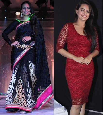 Sonakshi Sinha  – She is not FAT but P.H.A.T!!