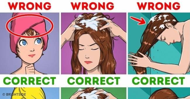 lavare i capelli 10 suggerimenti per evitare di lavare i vostri capelli ogni giorno Per avere capelli sempre splendenti, abbiamo la tendenza