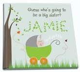 personalized books for kids (big sister/brother, happy birthday, zoo book, holiday, big heart etc.)