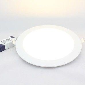 Simple LED Einbauleuchten