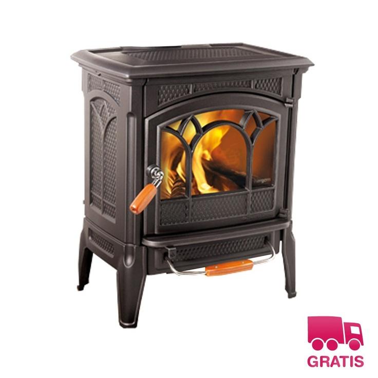 26 best chimeneas hergom images on pinterest fire places - Estufas de lena hergom ...