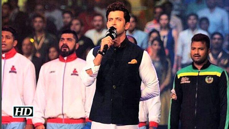 Watch: Hrithik Roshan croons National Anthem at Pro Kabaddi League , http://bostondesiconnection.com/video/watch_hrithik_roshan_croons_national_anthem_at_pro_kabaddi_league/,  #AshutoshGowariker #HrithikRoshan #hrithiksingsnationalanthem #MohenjoDaro #PoojaHegde #ProKabbadiLeague