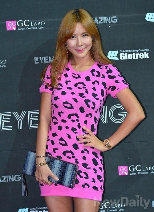 Eyemazing Launch Party - Kim Jun Hee 아이메이징 런칭파티 - 김준희