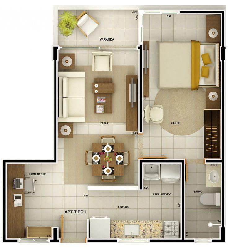 460 best images about plans on pinterest restaurant for 90m2 apartment plans
