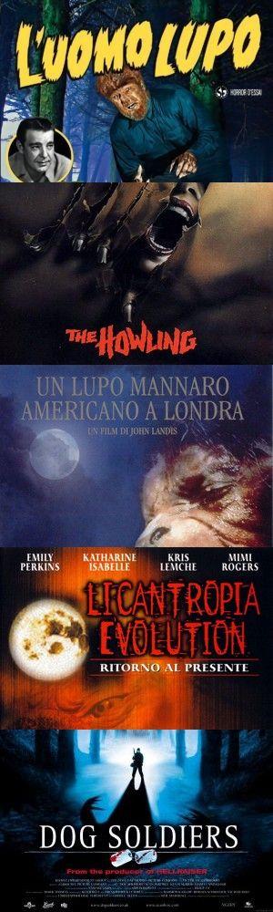 Cinque memorabili film su lupi mannari e licantropi