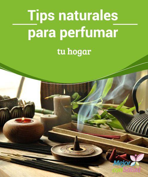Tips naturales para perfumar tu hogar Hay algo imprescindible para que nuestro…
