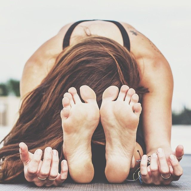 Lizzie and/or Carolyn - this is just one of my fave yoga pics to have on hand. It typically works well for marketing purposes.