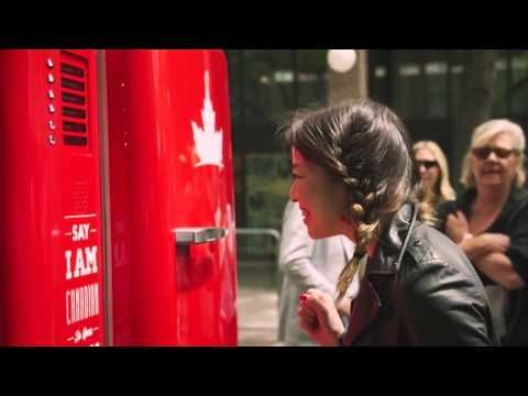 Global Beer Fridge (Extended) | Molson Canadian - YouTube