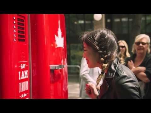 Global Beer Fridge (Extended) | Molson Canadian - YouTube