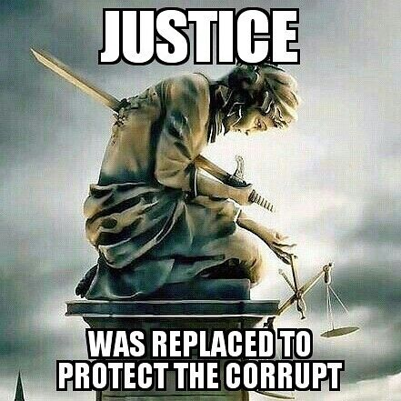 We need to protect our justice system..VOTE 2018